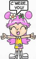 Ami Wants Yuletide Huggles by nintendomaximus