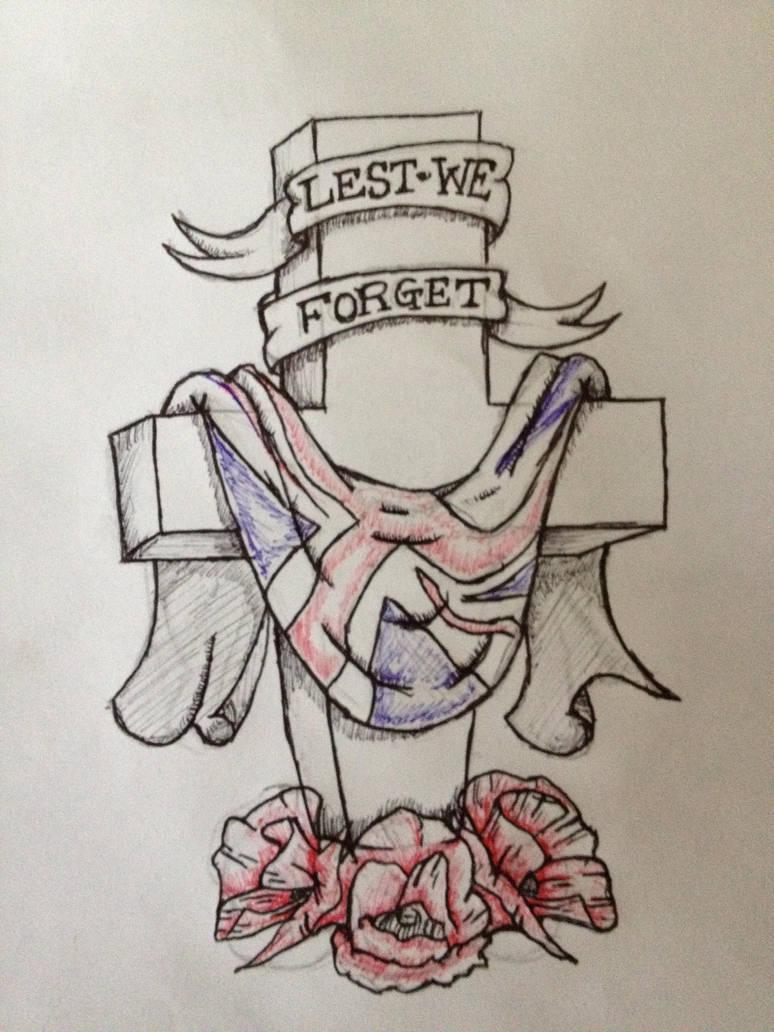 Army tribute tattoo design by MattyH85