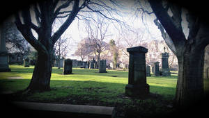 Grayfriars cemetery Edinburgh by MattyH85