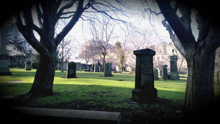 Grayfriars cemetery Edinburgh by MattyH85