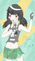 Mina Kim by theswaggalicousgirl