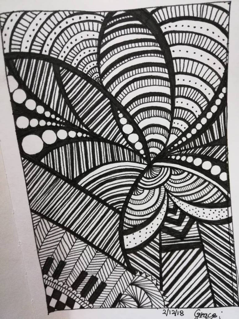 Pattern Practice Doodle by GraceLee583