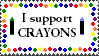 Crayon Stamp by briagoboom