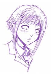 Hyuuga Hinata by charu-san