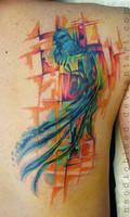 Quetzal by Benjamin Otero by needtobleed