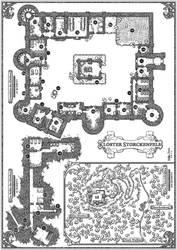 Seelenernte - Plan von Storckenfels by SteffenBrand