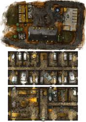 'Herdfeuer' Inn by SteffenBrand