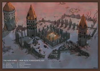 Havena - Alter Fuerstenpalast by SteffenBrand