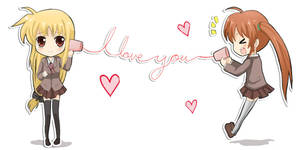 I love you by ikiru-san