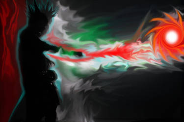 Super Saiyan by Ryuksiner