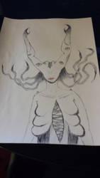 Creature 3 by Ryuksiner