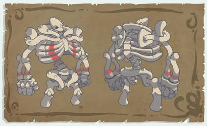 Skellbone by Lysol-Jones