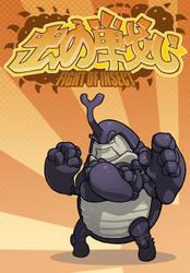 JAPANESE BUG FIGHTS:Hiro by Lysol-Jones