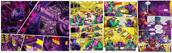 SRO:Comic by Lysol-Jones