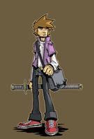 Genaric dude by Lysol-Jones