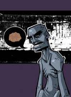 Zombie by Lysol-Jones