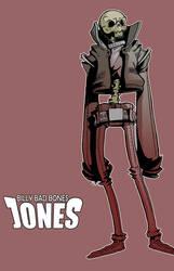 Billy Bad Bones by Lysol-Jones