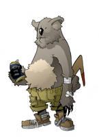 Koala by Lysol-Jones