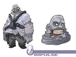 Zombie2 by Lysol-Jones