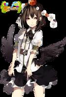 Anime Angel Render ~ by debbiichan