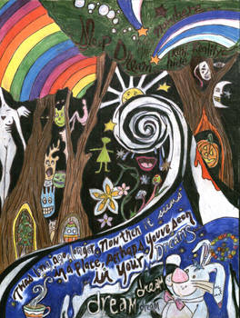 Nightmare in Wonderland by phreak218