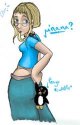 M'nana? by phoenixtears