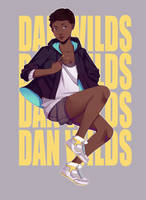 Danielle Wilds by InAnOrdinaryWay