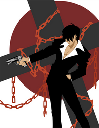 Wolfwood by Lutessius