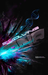 Evolving DNA by dpiction