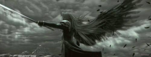 Sephiroth by Sirvidas
