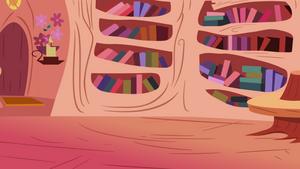 Background - Twilight Sparkle Library by Spyro4287