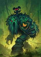 Bog Creeper by MattDixon