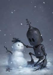 Cold Companion by MattDixon