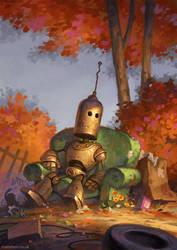 Golden Hour by MattDixon
