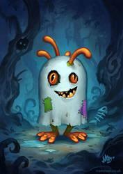 Terrifying Spectre by MattDixon