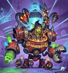 Dr Boom, Mad Genius by MattDixon