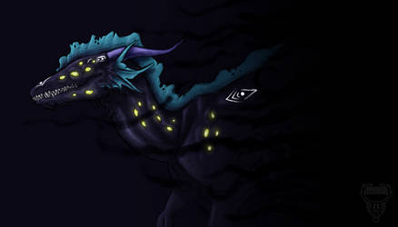 From the Abyss [commission] by nessie904