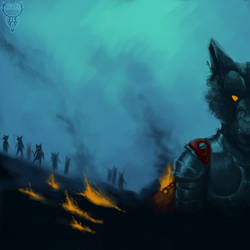 Hell march by nessie904