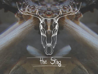 The Stag by nessie904