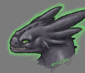 toothless by nessie904