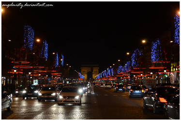 Champs Elysees by angelmisty