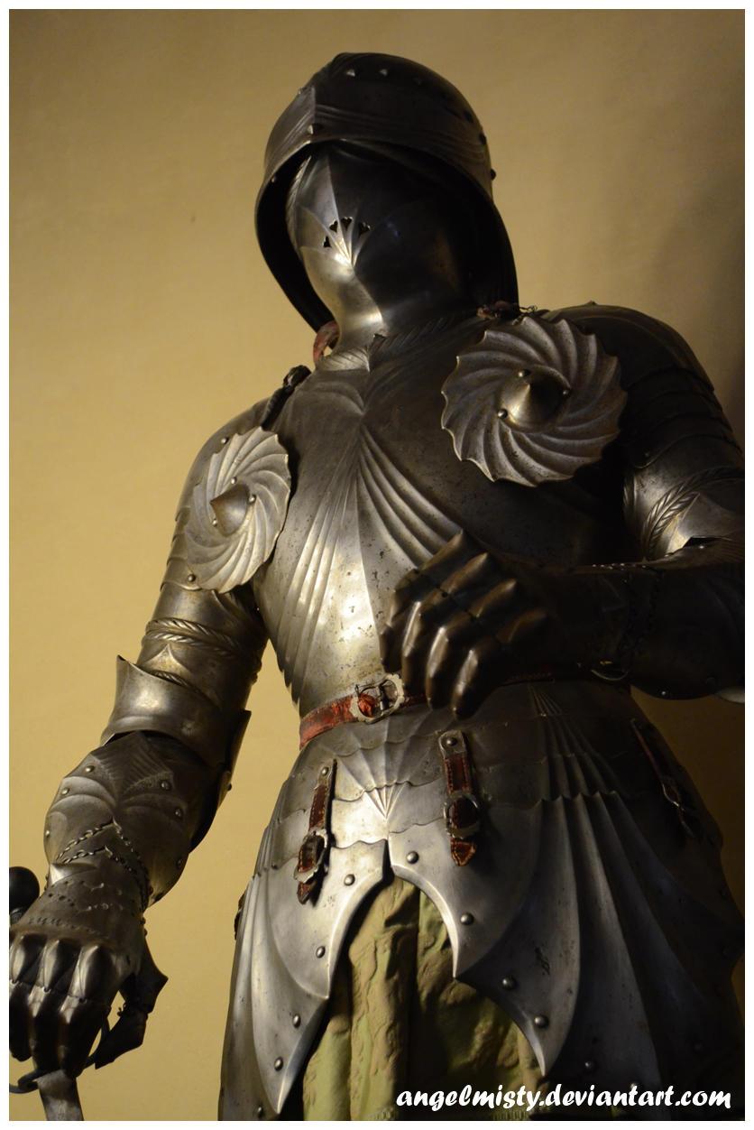 Knight by angelmisty