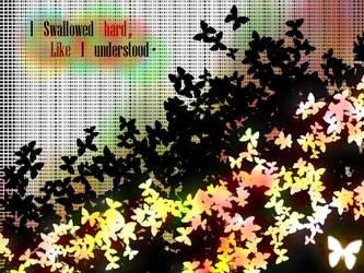 Swallowed hard,like understood by Omegaseikai