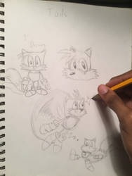 Tails by TheWilliamOwens