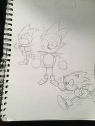 Sonic by TheWilliamOwens