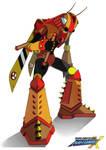 MMXFOC: Spikey Locust (updated version) by Exerionz