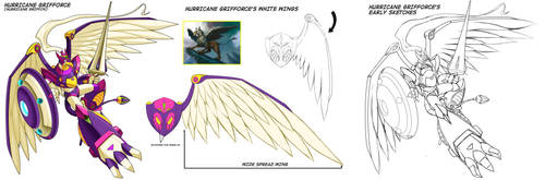 Concept Art: Hurricane Grifforce by Exerionz