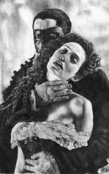 The Phantom of the Opera by ZW1138