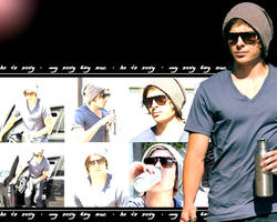 Efron wallpaper 2 by Asiulka94
