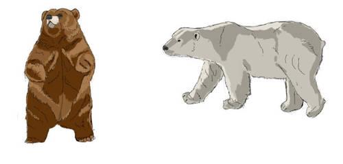 Bears by Lemmiwinkx